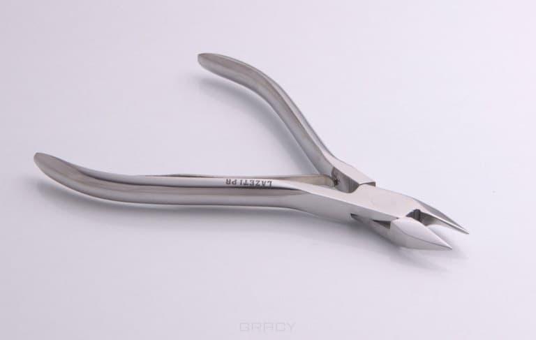 Кусачки для ногтей, длина 105 мм, лезвие 12 мм. PR151Гладкая фактура ручек &#13;<br>Матовая поверхность&#13;<br> &#13;<br>Классическое соединение<br>