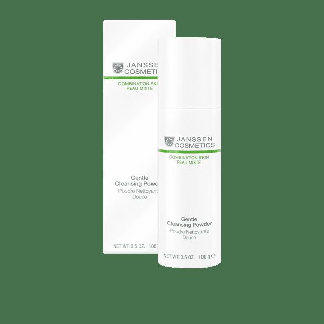 Janssen, Мягкая очищающая пудра Gentle Cleansing Powder Oily Skin мягкая очищающая пудра gentle cleansing powder oily skin