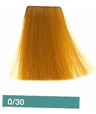 Купить Lakme, Корректирующая крем-краска для волос Collagemix, 60 мл (9 оттенков) 0/30 Золотистый микстон