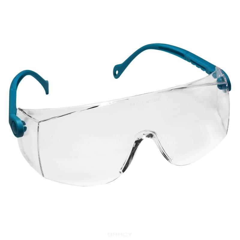 Очки защитные 7-034Материал: Поликарбонатное стекло&#13;<br>Страна производитель: Малайзия<br>