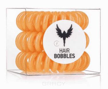 Резинка для волос Hair Bobbles оранжевая, 3 шт