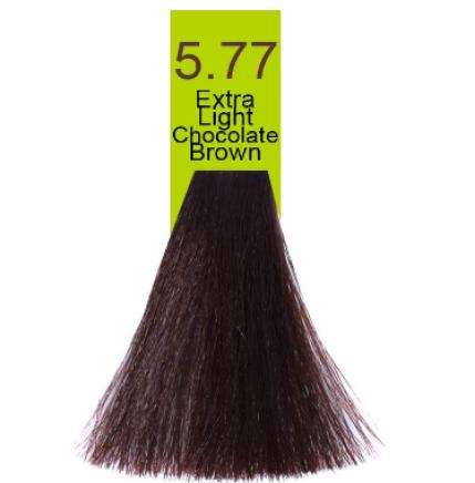 Купить Macadamia Natural Oil, Краска для волос Oil Cream Color, 100 мл (97 тонов) 5.77 Экстра светлый шоколадный каштановый