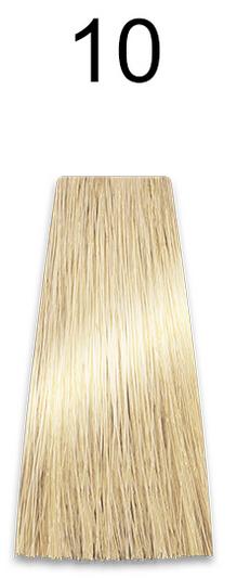 Купить Kaaral, Стойкая безаммиачная крем-краска с гидролизатами шелка Baco Soft Ammonia Free, 60 мл (42 оттенка) 10.0 платиновый блондин
