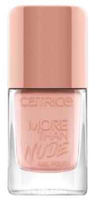 Купить Catrice, Лак для ногтей More Than Nude Nail Polish (9 оттенков) 07 Nudie Beautie бежевый