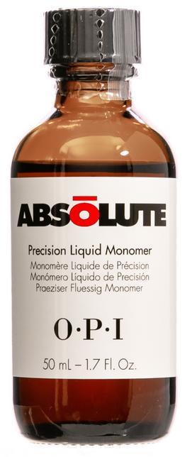 Купить OPI, Мономер для создания искусственных ногтей Absolute Precision Liquid Monomer, 60 мл