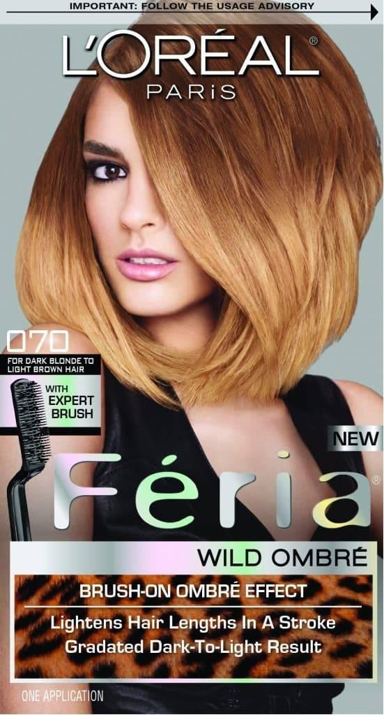 LOreal, Краска для волос Preference Wild Ombr? 01 от светлого до темно-каштанового, 225 млОкрашивание волос Casting, Preference, Prodigy, Excellence<br><br>