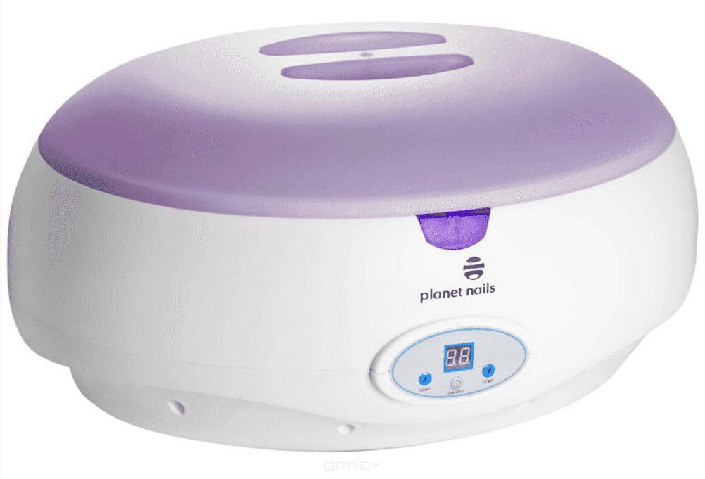 Ванна для парафина Wax Spa Feet DigitalНазначение: Для рук и ног&#13;<br>Управление: Электронное&#13;<br>&#13;<br>Минимальная загрузка парафина: 2 кг&#13;<br>&#13;<br>Максимальная загрузка парафина: 3,6 кг&#13;<br>&#13;<br>Диапазон температур: 55 - 65 С&#13;<br>&#13;<br>Мощность: 360 Вт&#13;<br>&#13;<br>Размер: 260Х360Х190 мм&#13;<br>&#13;<br>&#13;<br>  &#13;<br>&#13;<br>&#13;<br>Комплектация:&#13;<br>&#13;<br>- Парафиновая ванна&#13;<br>&#13;<br>-Пластиковая решетка на дно&#13;<br>&#13;<br>- Махровые валенки&#13;<br>&#13;<br>- Полиэтиленовые пакеты&#13;<br>&#13;<br>- Кисть для парафинотерапии&#13;<br>&#13;<br>&#13;<br>    &#13;<br>  &#13;<br>&#13;<br>Тип питания: 220 В&#13;<br>&#13;<br>Страна производитель: Китай&#13;<br>&#13;<br>Вес: 1900 г<br>