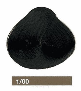 Купить Lakme, Перманентная крем-краска Collage, 60 мл (99 оттенков) 1/00 Черный
