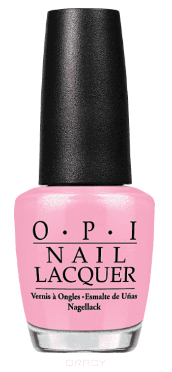 OPI, Лак для ногтей Classic, 15 мл (106 цветов) Pink-Ing Of You opi лак для ногтей you re so vain illa coca cola 15мл