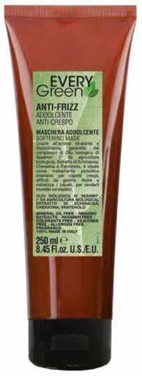 Маска для вьющихся волос Everygreen Anti-Frizz Mashera Idratante антиоксидант маска everygreen anti oxidant mashera antiossidante