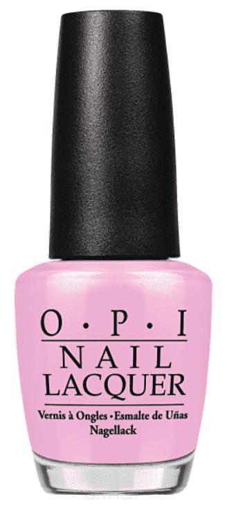 цена OPI, Лак для ногтей Classic, 15 мл (106 цветов) Suzi Shops & Island Hops