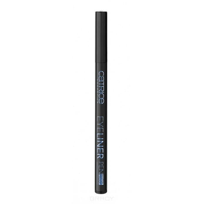 Подводка для глаз водостойкая Eye Liner Pen Waterproof, тон 010, черная
