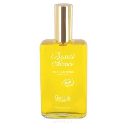 Gamarde, Сухое масло «Уход-шелк» для лица, тела и волос, 100 мл бальзам для тела вуаль 200 мл gamarde hydratation active