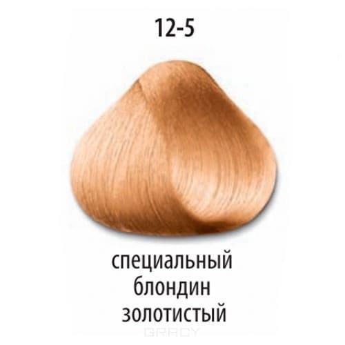 Constant Delight, Стойкая крем-краска для волос Delight Trionfo (63 оттенка), 60 мл 12-5 Специальный блондин золотистыйОкрашивание<br>Краска для волос Constant Delight Trionfo - это уникальное средство, способное придать волосам здоровый вид и блеск.<br>  <br>Крем-краска Трионфо от Констант Делайт наосится на невымытые сухие волосы. Выдерживается средство на волосах до 45 минут. <br> Constan...<br>