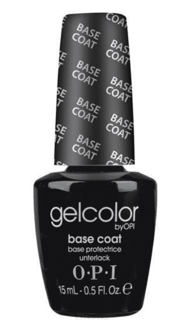 Стандартное базовое покрытие GelColor Base, 15 мл