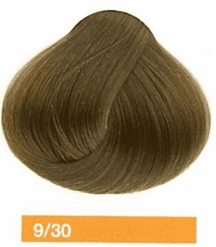 Lakme, Перманентная крем-краска Collage, 60 мл (99 оттенков) 9/30 Светлый блондин золотистый lakme перманентная крем краска collage 60 мл 99 оттенков 9 33 светлый блондин интенсивный золотистый яркий