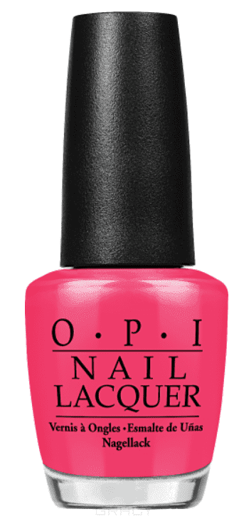 OPI, Лак для ногтей Classic, 15 мл (106 цветов) Charged Up Cherry opi лак для ногтей classic 15 мл 106 цветов two timing the zones