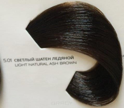 Купить L'Oreal Professionnel, Краска для волос Dia Richesse, 50 мл (52 оттенка) 5.01 светлый шатен ледяной