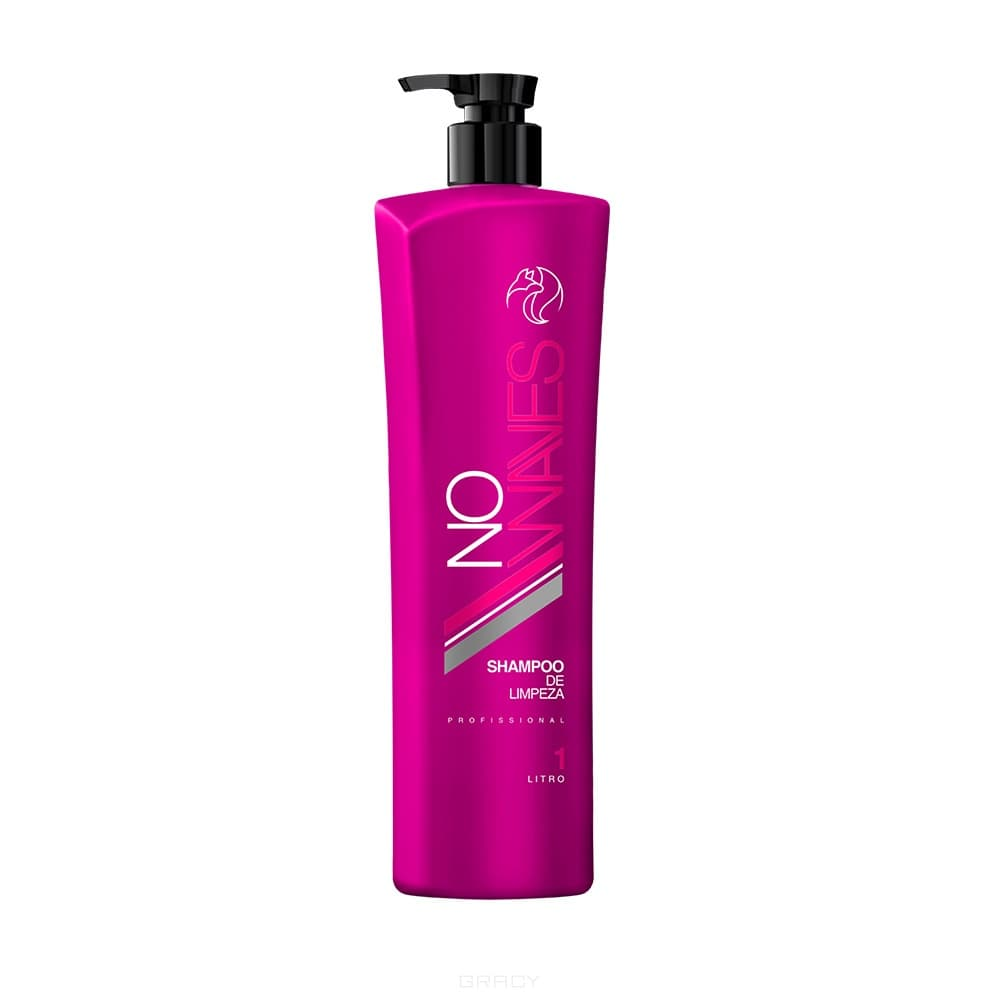 Разглаживающий шампунь No Waves Абсолютная Гладкость, 1 лЛиния для выпрямления волос идеально подходит для всей семьи   включая детей (даже до 12 лет) и беременных женщин. В состав линии входят карбоцистеин и комплекс активных аминокислот, которые помогают поддерживать баланс здоровой кожи головы и способствуют бережному и комфортному выпрямлению волос.&#13;<br> &#13;<br>! НЕ содержит формальдегид и его производные!&#13;<br> &#13;<br>! НЕ содержит спирты!&#13;<br> &#13;<br>! НЕ имеет запах!&#13;<br> &#13;<br>! НЕ токсичен!<br>