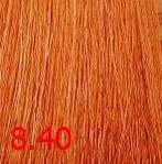 Купить Kaaral, Крем-краска для волос Baco Permament Haircolor, 100 мл (106 оттенков) 8.40 светлый медный блондин