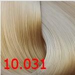 Купить Kaaral, Стойкая крем-краска для волос ААА Hair Cream Colourant, 100 мл (93 оттенка) 10.031 очень очень светлый золотисто-перламутровый блондин натуральный