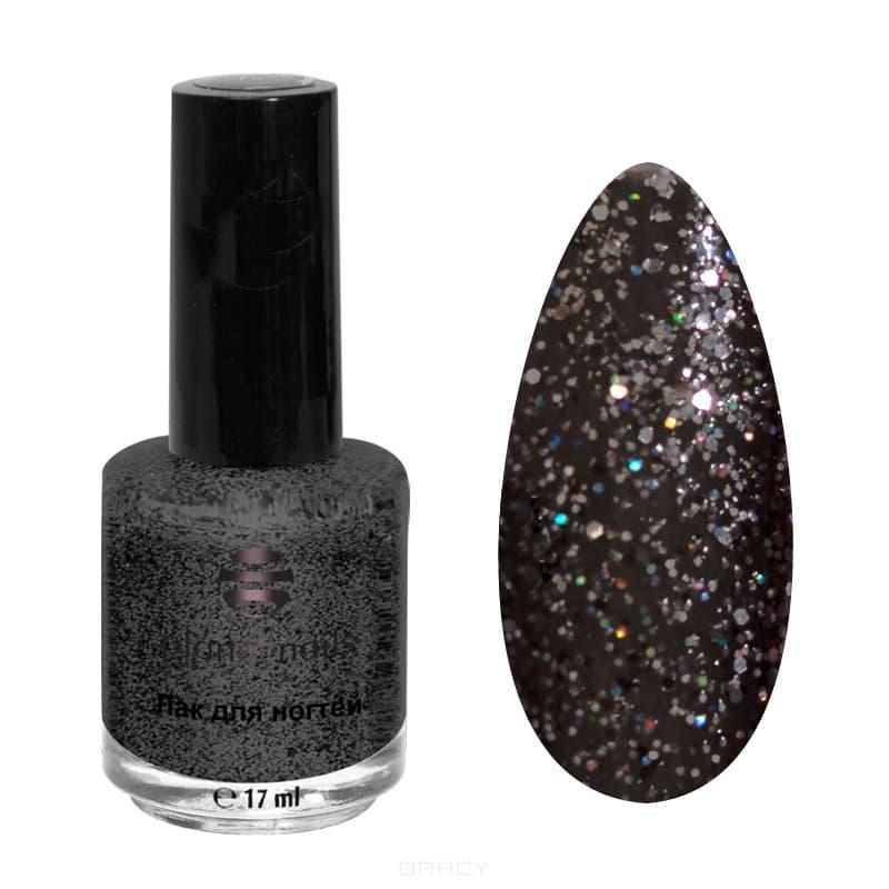 Planet Nails, Лак для ногтей Конфетти Планет Нейлс, 17 мл (12 оттенков) 996 planet nails гель лак prestige престиж планет нейлс 10 мл 70 оттенков 535