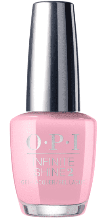 Купить OPI, Лак с преимуществом геля Infinite Shine, 15 мл (208 цветов) It's A Girl! / Iconic