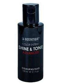 Купить La Biosthetique, Краска тоник для волос Shine&Tone Advanced, 150 мл (12 оттенков) 0/00 Clear