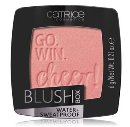 Купить Catrice, Румяна Blush Box (6 оттенков) 020 Glistening Pink