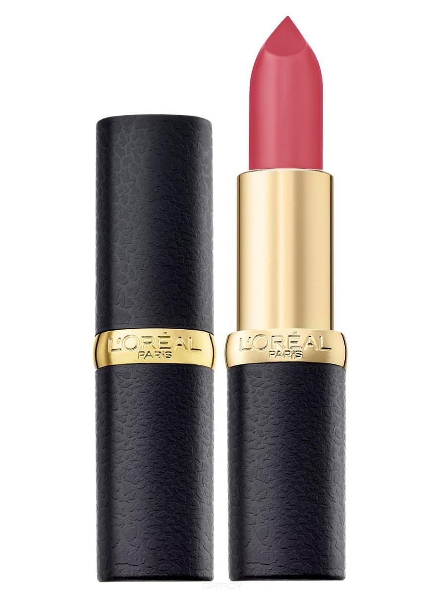 Купить L'Oreal, Помада для губ Color Riche, 4, 5 мл (36 оттенков) № 104 Ягодная нежность матовая