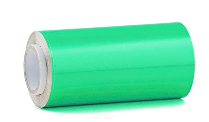 Igrobeauty, Фольга профессиональная в коробке с отрывной поверхностью, 16 мкр 50 мет, Зеленая, 1 штФольга<br><br>