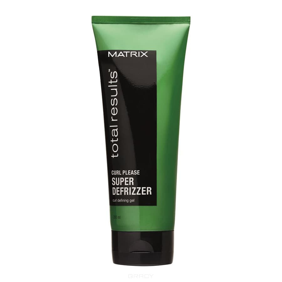 Matrix, Гель для вьющихся волос Curl Please Super Defrizzer Total Results, 200 мл матрикс тотал резалтс маска