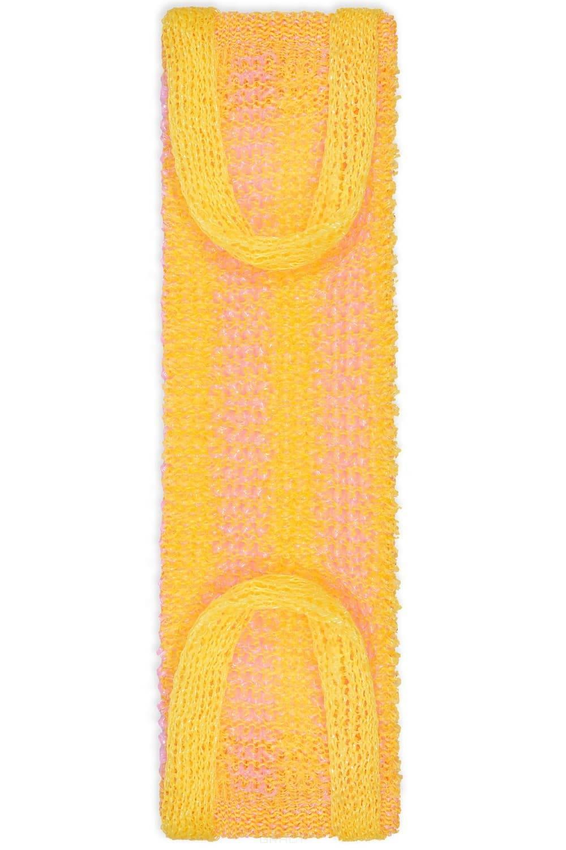 Vival, Мочалка для тела П117 длинная с вертикальной полосой фото