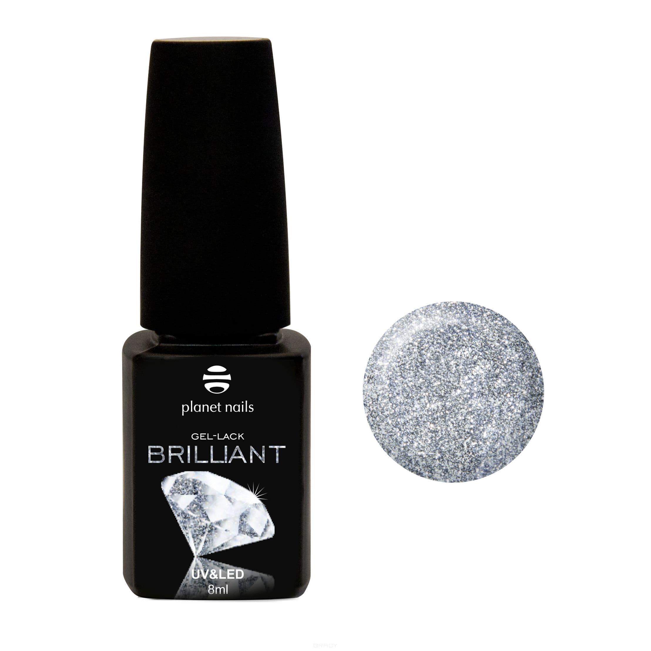 Купить Planet Nails, Гель-лак Brilliant Планет Нейлс, 8 мл (18 оттенков) 706