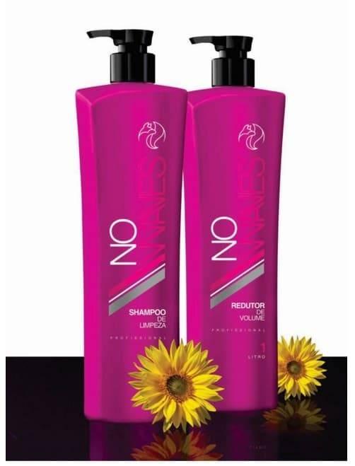 Fox Professional, Набор No Waves Абсолютная Гладкость, 2х1лВосстанавливающие ботокс-комплексы для волос<br><br>