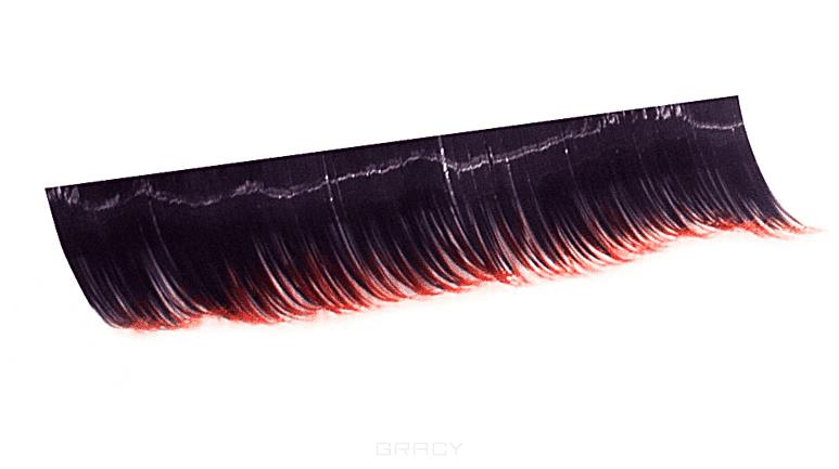 Planet Nails, Ресницы на полосках красные соболь 10 пол. (5 видов) Планет Нейлс Ресницы на полосках красные соболь 10 пол. (5 видов) фото