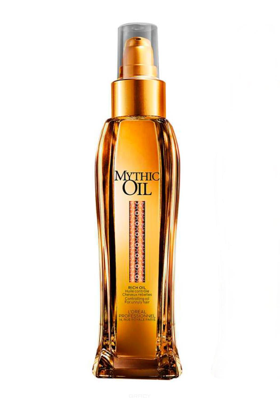 Дисциплинирующее масло для непослушных волос Serie Expert Mythic Oil Rich, 100 мл londa velvet oil масло для волос вельвет 30 мл