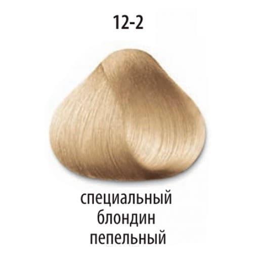 Constant Delight, Стойкая крем-краска для волос Delight Trionfo (63 оттенка), 60 мл 12-2 Специальный блондин пепельныйОкрашивание<br>Краска для волос Constant Delight Trionfo - это уникальное средство, способное придать волосам здоровый вид и блеск.<br>  <br>Крем-краска Трионфо от Констант Делайт наосится на невымытые сухие волосы. Выдерживается средство на волосах до 45 минут. <br> Constan...<br>