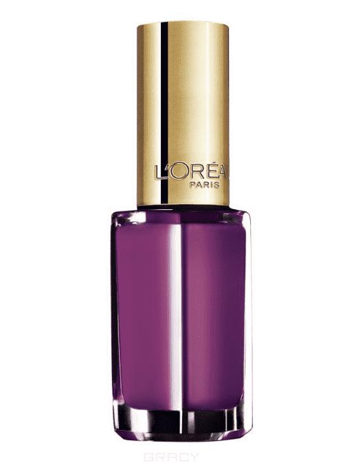 LOreal, Лак для ногтей Color Riche, 5 мл (37 оттенков) 121 Королевская орхидеяЦветные лаки для ногтей<br><br>