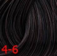 Estel, Краска для волос Princess Essex Color Cream, 60 мл (135 оттенков) 4/6 Баклажан estel краска для волос princess essex color cream 60 мл 135 оттенков 0 33 желтый