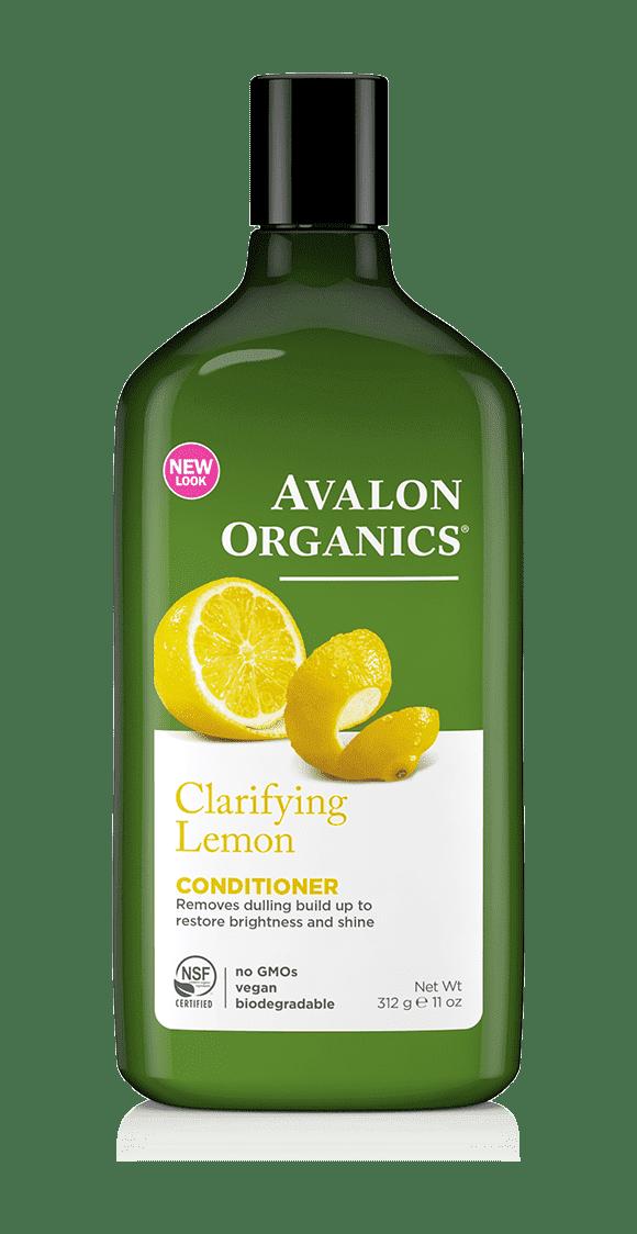 Avalon Organics, Кондиционер с лимоном Lemon Clarifying Conditioner, 325 млУход и лечение<br><br>