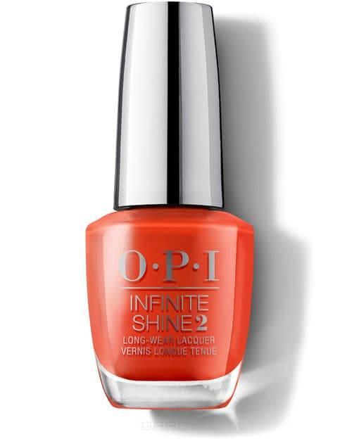 Купить OPI, Лак с преимуществом геля Infinite Shine, 15 мл (208 цветов) A Red-vival City / Lisbon