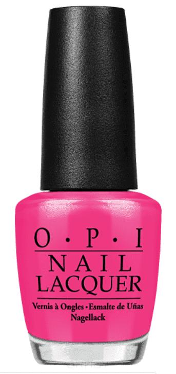 OPI, Лак для ногтей Classic, 15 мл (156 цветов) Pink Flamenco opi лак для ногтей nail lacquer nutcracker 2018 15 мл 15 цветов toying with trouble