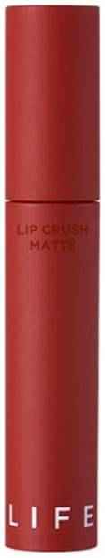It's Skin, Матовая помада Лайф Калор Life Color Lip Crush Matte, 5 г (15 оттенков) 17 CRUSH MATTE жидкая помада it s skin life color lip crush matte 06 цвет 06 drop the beat variant hex name ee4e68