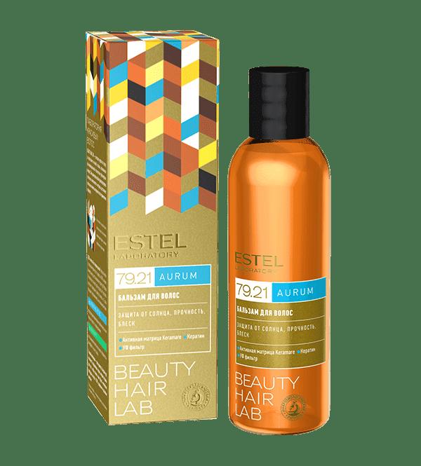 Estel, Beauty Hair Lab Бальзам для волос Эстель Aurum Balsam, 200 мл фото