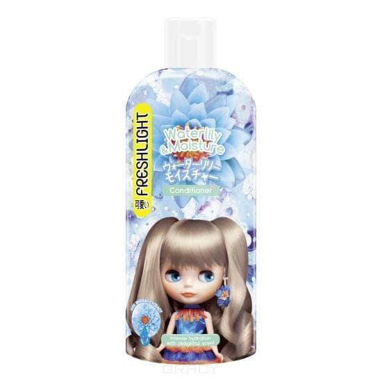 FreshLight, Бальзам-ополаскиватель для волос увлажняющий с экстрактом цветка лилии, 300 мл freshlight бальзам ополаскиватель для волос увлажняющий с экстрактом цветка лилии 300 мл