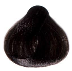 Hipertin, Крем-краска для волос Utopik Platinum Ипертин (60 оттенков), 60 мл светло-каштановый шампуни для смывки краски с волос