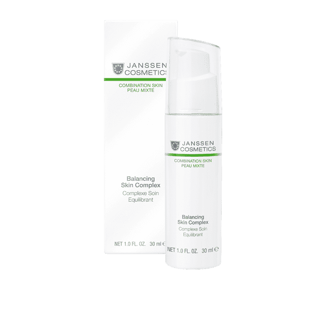 Janssen, Регулирующий концентрат Balancing Skin Complex Oily Skin фото