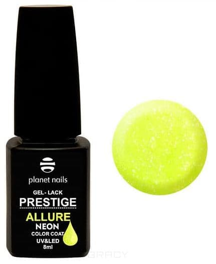 Купить Planet Nails, Гель-лак PRESTIGE ALLURE Neon Collection, 8 мл Neon Collection - 695