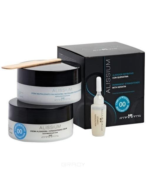 Средство для выпрямления волос Alissium (00) Ипертин, 150 мл + 150 мл + 10 мл шампуни для выпрямления волос купить